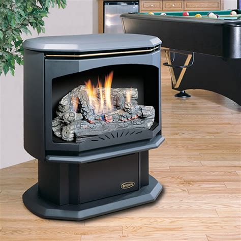 kingsman fvf350 vent free gas stove