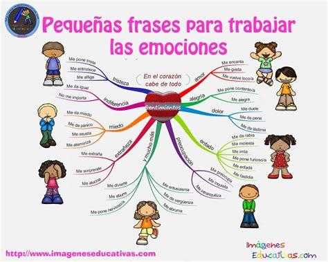 imagenes educativas libres pequenas frases para trabajar las emociones imagenes
