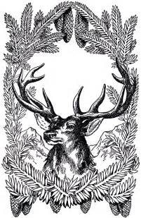 Garden Tools Clip Art - free vintage christmas pictures deer the graphics fairy