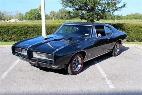 how do i learn about cars 1968 pontiac lemans electronic toll collection 1968 pontiac gto 400ho stock 68goat for sale near sarasota fl fl pontiac dealer
