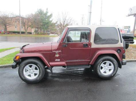 2001 Jeep Wrangler Reviews Sferra Motorcar Inc Photos Reviews 7495 Market St