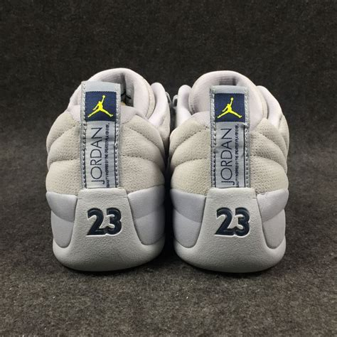 georgetown basketball shoes 2017 air 12 retro low georgetown wolf grey armory