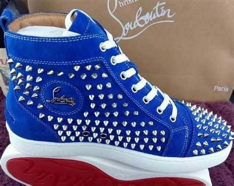 christian louboutin cl high tops shoes in 428550 for 77 00 wholesale replica christian