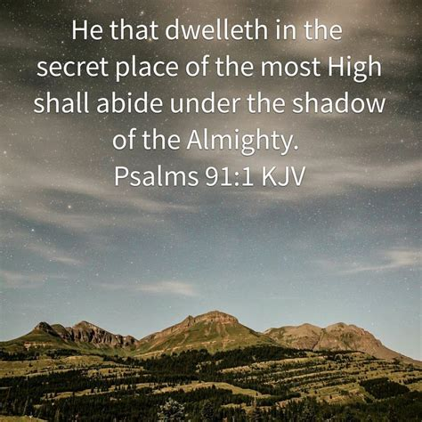the secret place of the most high reflections of a ã s unfailing books best 25 psalm 91 kjv ideas on psalm 91 prayer