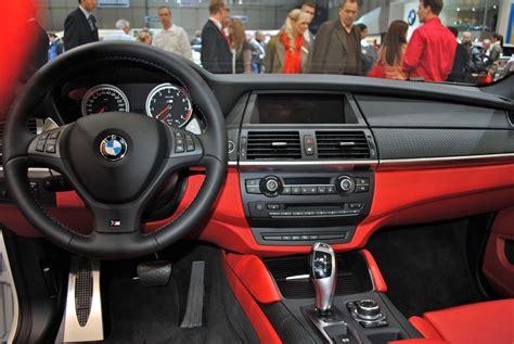 2013 Bmw X6 Interior by 2012 Geneva 2013 Bmw X6 M Egmcartech