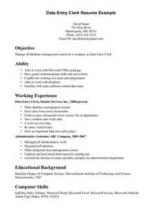 Resume Sle Of Bank Clerk Billing Clerk Resume Sales Clerk 28 Images Exle Billing Clerk Resume Free Sle Professional
