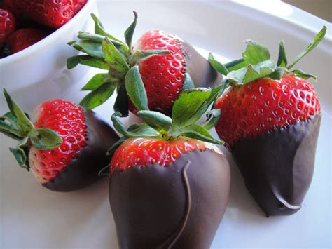 Strawberry Chocolate This Month by Recipe Of The Month Chocolate Covered Strawberries