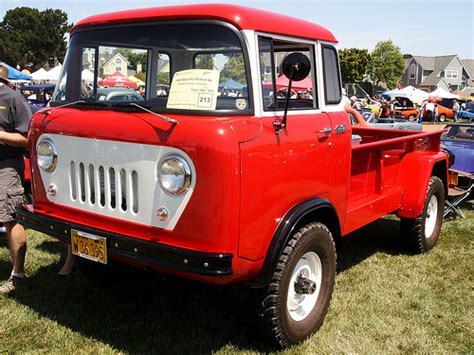 Jeep Truck 1960 1960 Willys Jeep Fc 170 C O E Truck W 36 395 1 Flickr