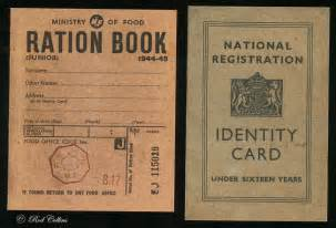 rationing book template ration books and id cards ration book lincolnshire ww2