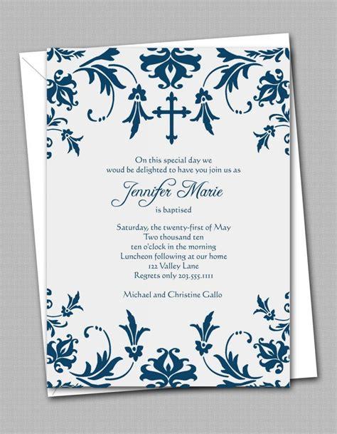 confirmation invites templates free printable confirmation invitation templates
