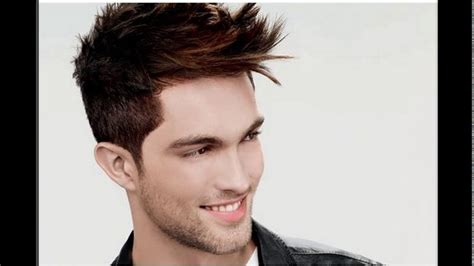 hair short on one side long on the other hairstyle for boys one sided haircut long one side short