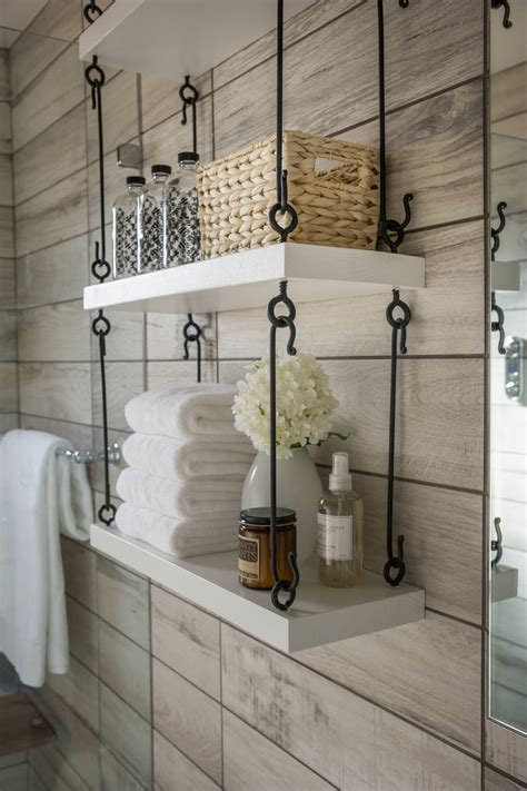 Estanterias Modulares De Madera #5: Clever-Bathroom-Hanging-Wall-Shelves.jpeg