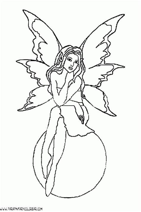 imagenes para dibujar a lapiz adas dibujos de hadas 034