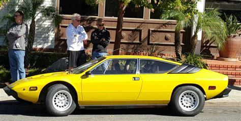 Lamborghini Urraco For Sale Usa Lamborghini Urraco For Sale