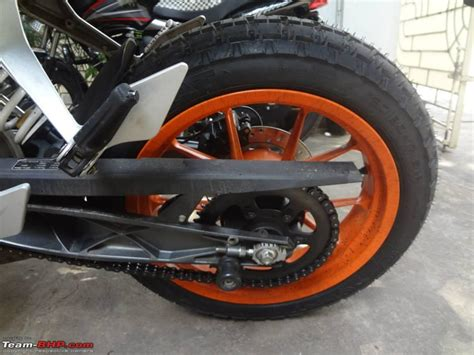Ktm Duke 390 Tire Size Team Bhp The Ktm Duke 390 Ownership Experience Thread