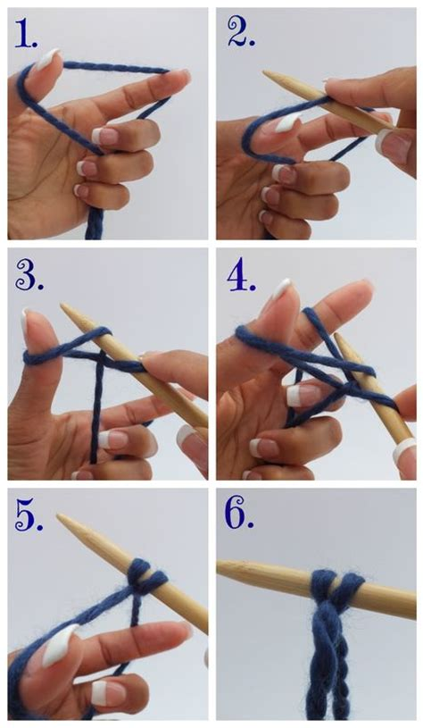 how to cast on knitting stitches how to cast on without tying a slip knot