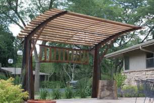 Steel Pergolas Designs by Pergola Contemporary Patio Milwaukee By New House Arts