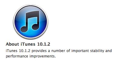 itunes 10 1 2 now available adds cdma iphone compatibility macstories