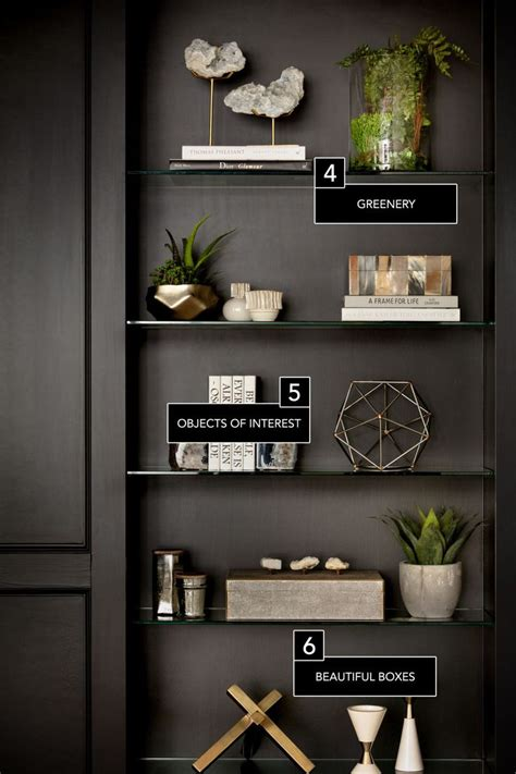 decorate bookshelf 17 best ideas about shelf arrangement on pinterest above