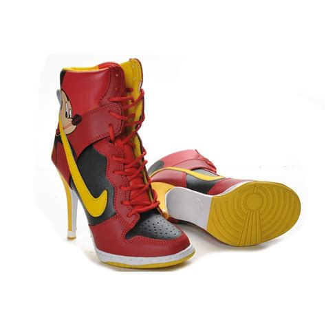nike heel high tops 46 best images about nike high tops on