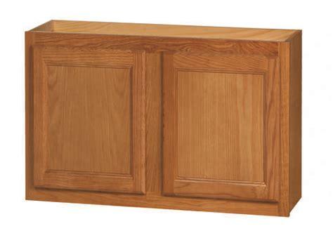 Kitchen Kompact Menards Kitchen Kompact Chadwood 30 Quot X 18 Quot Oak Wall Cabinet At