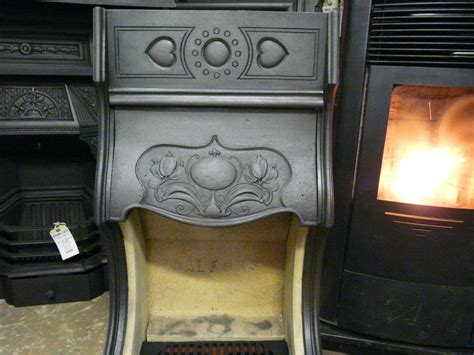 183i 1295 arts crafts cast insert old fireplaces
