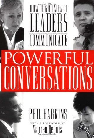 Book Review Conversations And Cosmopolitans By Robert And by Powerful Conversations How High Impact Leaders