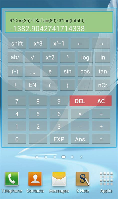 calculator arccos unlimited calc widget free android apps on google play