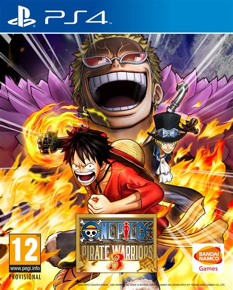 One Pirate Warrior 3 One Pirate Warriors 3 Gameplay Avec Luffy
