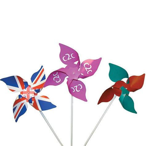 Paper Windmills - paper windmill promotional personalised branded