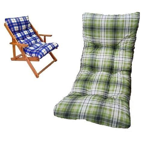 cuscini per sdraio ricambio cuscino poltrona relax sedia sdraio harmony in