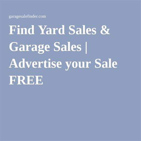 Garage Sale Finder 1000 Images About Local On Yard Sale Search