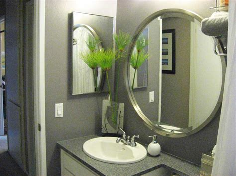 bathroom mirrors round bathroom mirrors ideas choosing round home plus trends