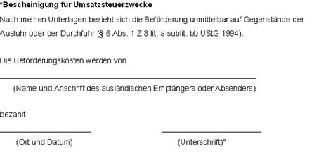 Kleinunternehmer Rechnung Drittland Umsatzsteuerrichtlinien Steuerbefreiungen 214 Sv 214 Sterreichischer Steuerverein