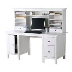 Desk With Hutch Ikea Hemnes Desk With Add On Hutch Unit Ikea Adjustable Middle Shelf Is Easy To Adjust To Make Room