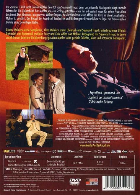 Mahler Auf Der Couch Dvd Oder Blu Ray Leihen Videobuster De