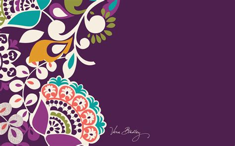 vera bradley wallpaper hd wallpapersafari