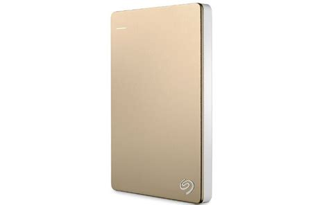 Exclusive Hardisk External Seagate Back Up Plus Slim 2 Tb Silver Stdr2 seagate 1tb backup plus slim external hdd gold