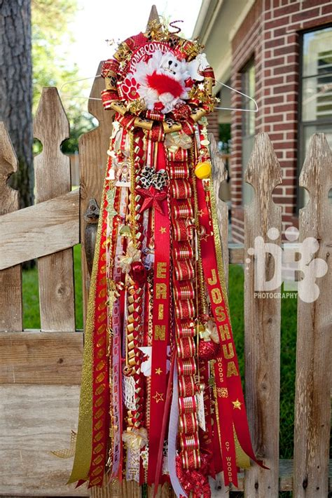 halloween homecoming mums images