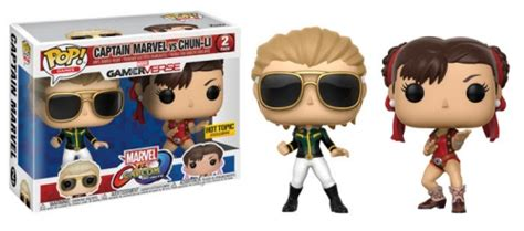 funko pop marvel vs capcom infinite checklist set info gallery variants
