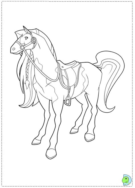 horseland riding coloring pages coloring pages