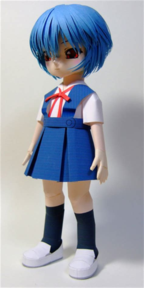 Papercraft Figures - anime papercraft figures flickr photo