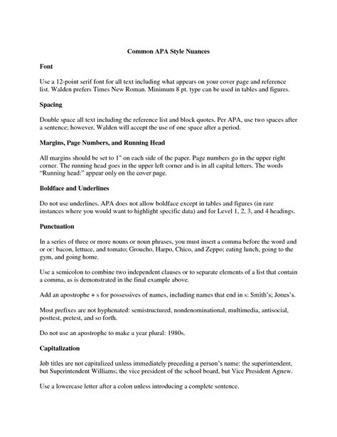 Business Letter Sle 6th Grade Apa Format Cover Letter How To Write A Cover Letter Apa Format Cover Letter Exle Apa Cover