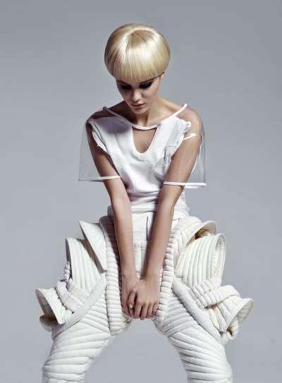 Futuristic Style 60 Sci Fi Futuristic Fashion Pieces