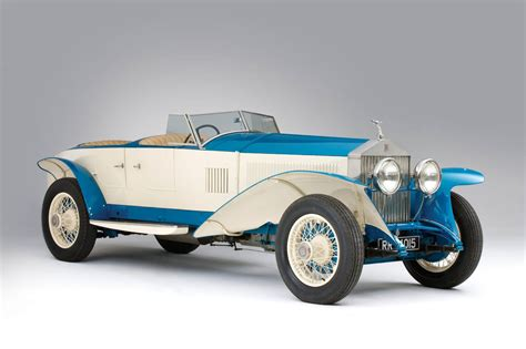 1926 Rolls Royce Phantom 10EX prototype up for auction