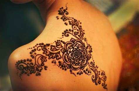 how to make henna temporary tattoos at home white ink