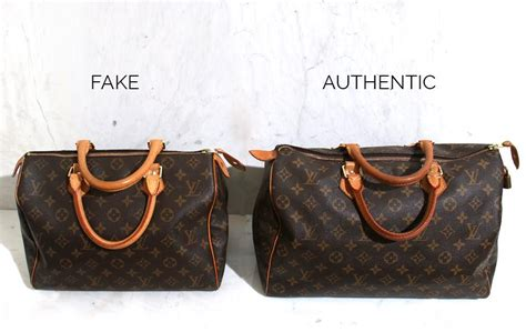difference  fake  real louis vuitton purse