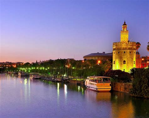 boat ride seville spain s historical window the mesmerising seville best