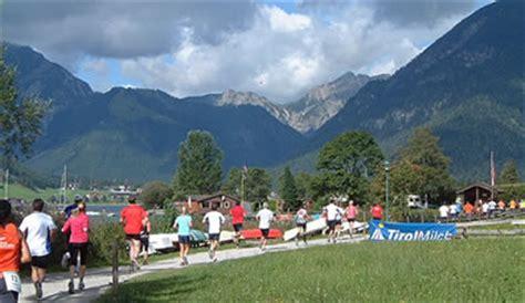 die schönsten berghütten österreichs laufreport achenseelauf