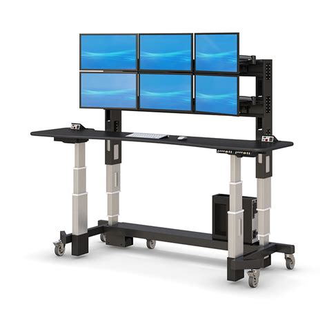 adjustable sit stand up desk afcindustries com